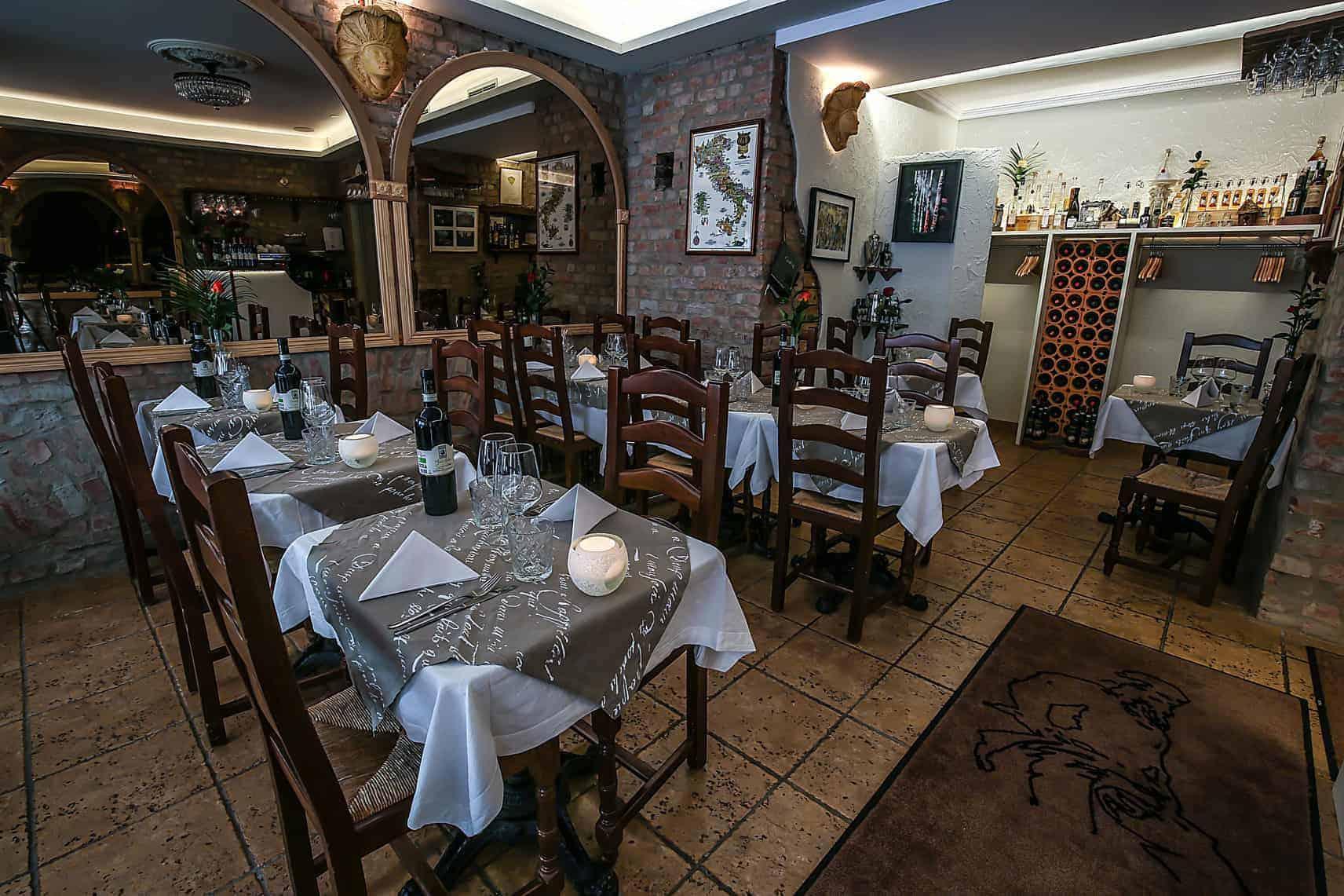 Italiensk restaurang i Göteborg